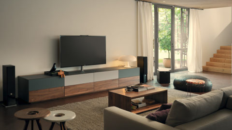 Cubus Pure Home Entertainment - Librerie - Team7 - Riva Mobili