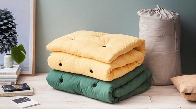 Bed in a Bag - Futon - Karup - Riva Mobili